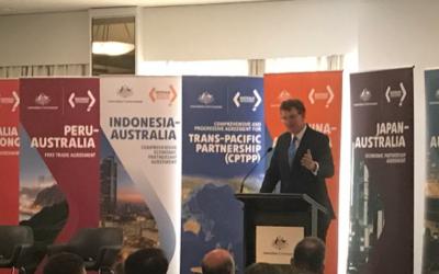 AUSTRADE SEMINAR SERIES:  Free Trade Agreements