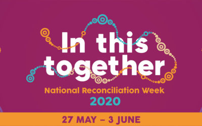 National Reconciliation Week (27 May – 3 June):  In This Together