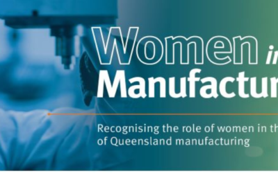 LOCAL EVENT:  Women in Manufacturing (3 Sept 2020)